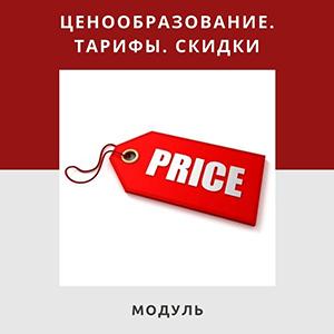 Ценообразование и ценовая политика. Тарифы, скидки и прочие ценовые моменты.